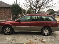 Picture of 2003 Subaru Outback Limited Wagon, exterior
