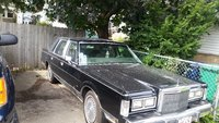 Picture of 1988 Lincoln Town Car Base, exterior