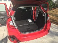 Picture of 2015 Honda Fit EX, interior