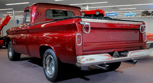 Picture of 1963 Chevrolet C/K 10