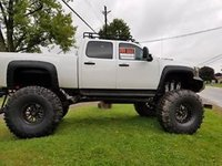 Picture of 2003 Chevrolet Silverado 2500 4 Dr STD 4WD Extended Cab SB, exterior