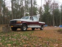 Picture of 1993 Ford F-250 2 Dr XLT Extended Cab LB, exterior