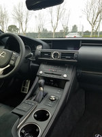 Picture of 2016 Lexus RC F Coupe, interior