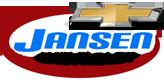 Jansen Chevrolet logo