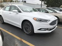 Picture of 2017 Ford Fusion SE, exterior