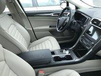 Picture of 2017 Ford Fusion SE, interior