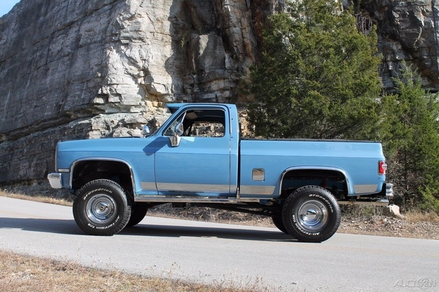Picture of 1985 GMC C/K 1500 Series K1500 4WD, exterior, gallery_worthy