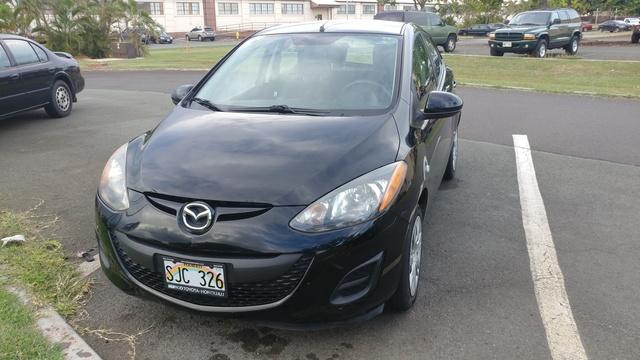Picture of 2011 Mazda MAZDA2