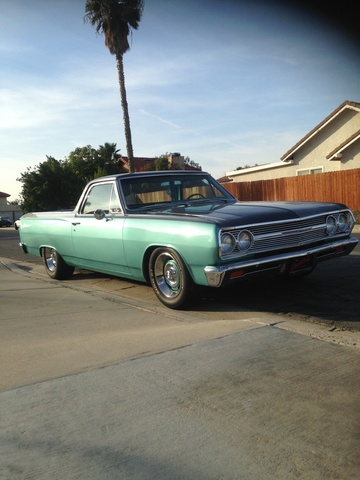 Picture of 1965 Chevrolet El Camino
