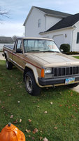 Picture of 1989 Jeep Comanche Pioneer 4WD LB