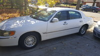 Picture of 1999 Lincoln Town Car Executive, exterior