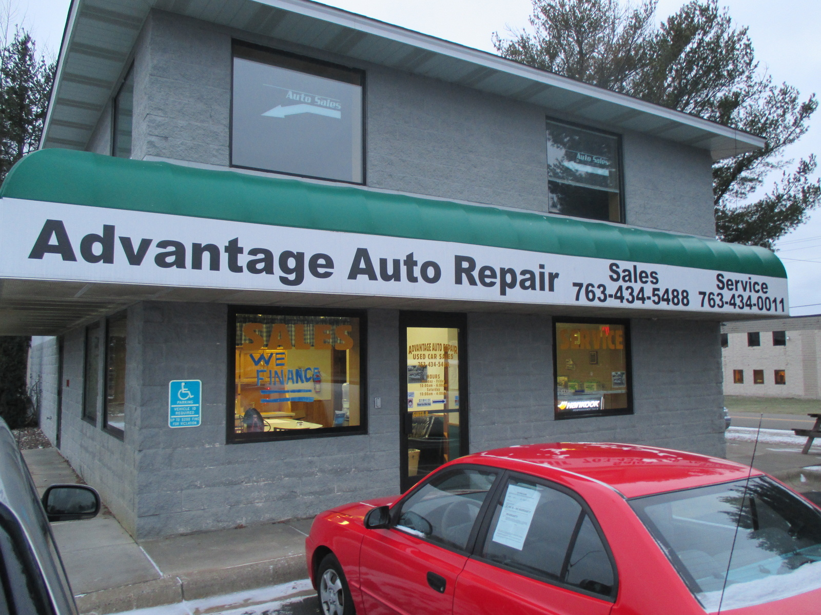 Advantage Auto Repair Andover Mn Read Consumer Reviews