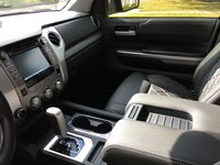 Picture of 2017 Toyota Tundra SR Double Cab 5.7L FFV LB 4WD, interior, gallery_worthy