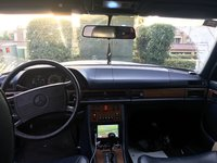 Picture of 1986 Mercedes-Benz 300-Class 300SDL Turbodiesel Sedan, interior