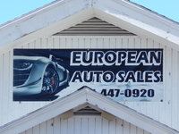 European Auto Sales logo