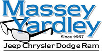 Massey Yardley Jeep Chrysler Dodge Ram logo