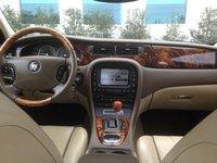 Jaguar s type interior