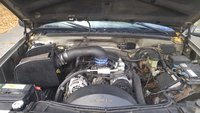 Picture of 1998 Chevrolet Tahoe 4 Dr LS 4WD SUV, engine