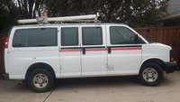 Picture of 2007 Chevrolet Express Cargo G2500, exterior