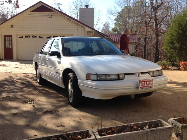 Picture of 1992 Oldsmobile Cutlass Supreme 4 Dr S Sedan