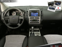 Picture of 2009 Ford Edge Sport AWD, interior