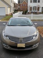 Picture of 2016 Lincoln MKZ Hybrid, exterior