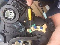 Toyota Sienna Questions Broken Door Handle Cable For