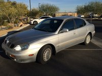 Picture of 2001 Daewoo Leganza 4 Dr SE Sedan, exterior, gallery_worthy