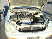 Picture of 2001 Daewoo Leganza 4 Dr SE Sedan, engine, gallery_worthy