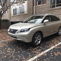 Picture of 2014 Lexus RX 350 AWD, exterior