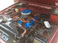 Picture of 1976 Ford Bronco, engine