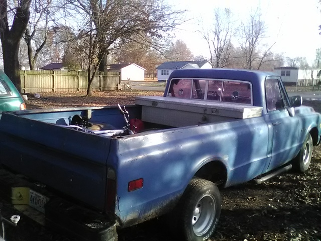 Picture of 1969 Chevrolet C/K 10