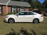 Picture of 2014 Ford Fusion SE, exterior