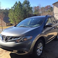 Picture of 2014 Nissan Murano SV, exterior