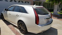 Picture of 2013 Cadillac CTS-V Wagon, exterior