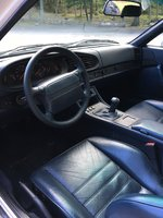 Picture of 1989 Porsche 944 Turbo Hatchback, interior