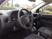 Picture of 2009 Jeep Compass Sport, interior