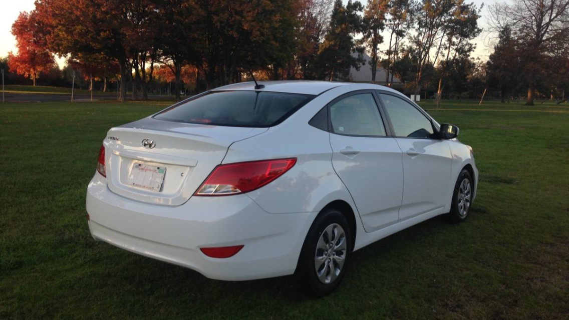 Picture of 2017 Hyundai Accent SE