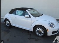 Picture of 2015 Volkswagen Beetle 1.8T Classic PZEV Convertible, exterior