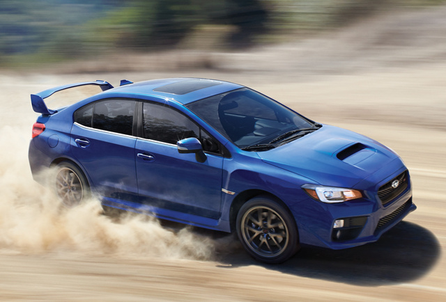 2017 Subaru WRX STI, Some types of driving are therapeutic, no?, exterior, manufacturer, gallery_worthy