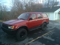 Picture of 1995 Toyota 4Runner 4 Dr Limited 4WD SUV, exterior