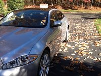Picture of 2015 Jaguar XJ-Series L Portfolio AWD, exterior