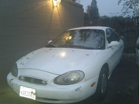Picture of 1998 Mercury Sable 4 Dr GS Sedan, exterior, gallery_worthy