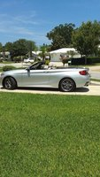 Picture of 2015 BMW 2 Series M235i Convertible, exterior