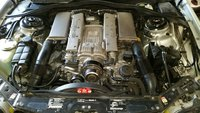 Picture of 2003 Mercedes-Benz CL-Class CL 55 AMG, engine