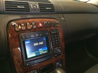 Picture of 2000 Mercedes-Benz CL-Class CL 500 Coupe, interior