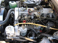 Picture of 1984 Mercedes-Benz 300-Class 300D Turbodiesel Sedan, engine