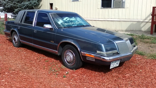 Picture of 1991 Chrysler Imperial 4 Dr Auto Sedan