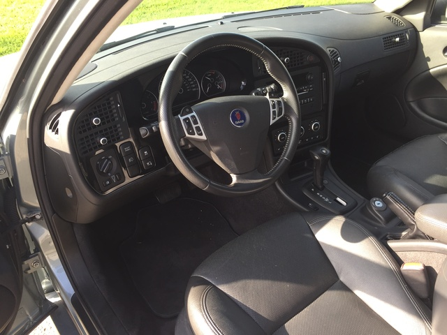 Picture of 2009 Saab 9-5 SportCombi Griffen, interior, gallery_worthy
