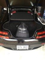 Picture of 2014 Aston Martin V8 Vantage Coupe, interior